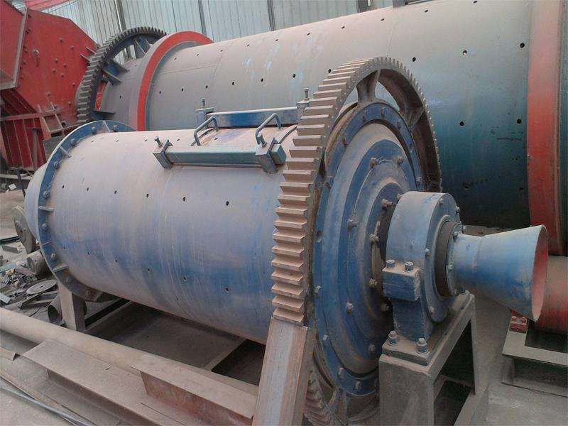 Iron slag ball mill